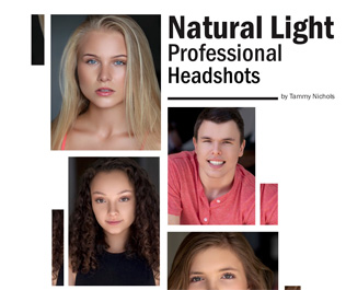Natural Light Professional Headshots